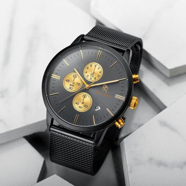 שעון יד לגבר Paul rich Zenith - Mesh