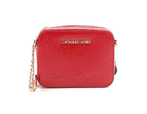 תיק צד אדום Michael kors 32T4GTVC1A-607 קלאסי לאישה