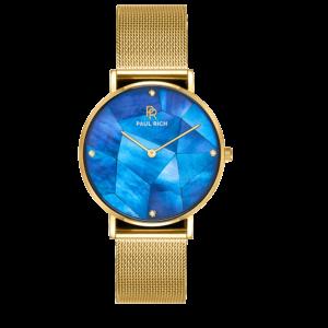 שעון יד לנשים Paul rich Heart of the ocean - gold