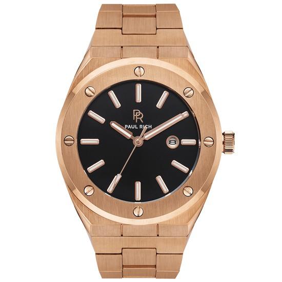 שעון יד לגבר Paul Rich AMBASSADOR'S ROSE - STEEL